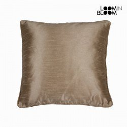 Coussin marron by Loomin Bloom