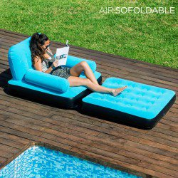 Fauteuil Gonflable Extensible Air-Sofoldable