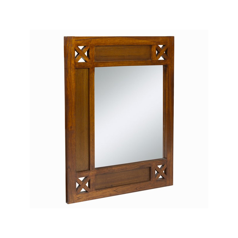meuble dentre avec miroir forest collection chocolate by craften