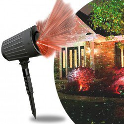 STAR SHOWER LASER RED