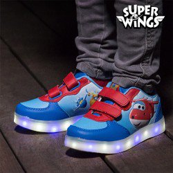 Baskets LED Super Wings