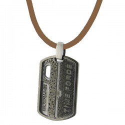 Pendentif Homme Time Force TS5072CL (52 cm)