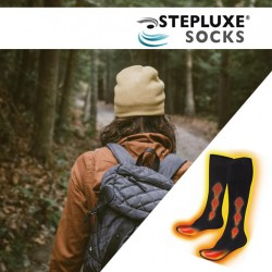 STEPLUXE, CHAUSSETTES CHAUFFANTES