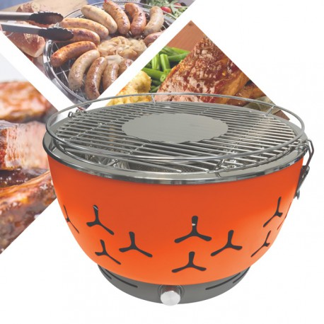 GO BBQ GRILL