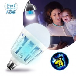 AMPOULES ANTI INSECTES PEST REJECT LIGHT ZAPPER