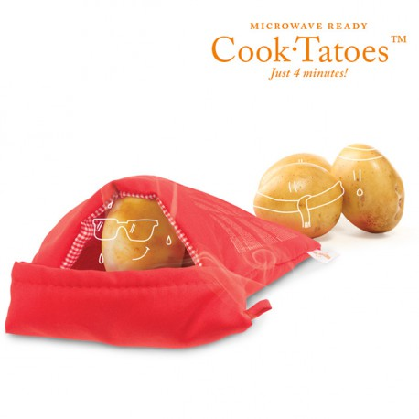SAC CUISSON PATATE AU MICROONDES COOK TATOES