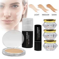 DERMO INSTANT COVER MAQUILLAGE TEINTÉ + PACK BEAUTY VELFORM