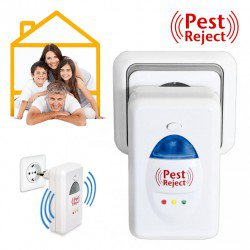 PEST REJECT, ANTI INSECTES