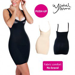 ROBE AMINCISSANT PUSH UP DRESS-UP