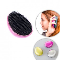 BROSSE A CHEVEUX ANTI NOEUD