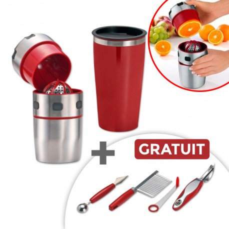 SPEED JUICER - EXTRACTEUR DE JUS MANUEL PRESS JUICER