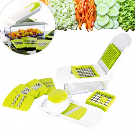 NICER EXPRESS DICER, DECOUPE FACILE LEGUMES ET FRUITS