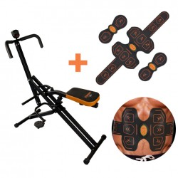TOTAL CRUNCH + ABS TRAINER SMART