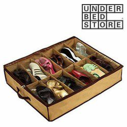 Range-Chaussures Under Bed Store